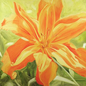 Day Lily LTD EDITION