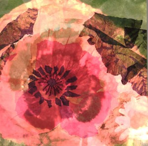 Lightworks - Poppy (illuminated batik)