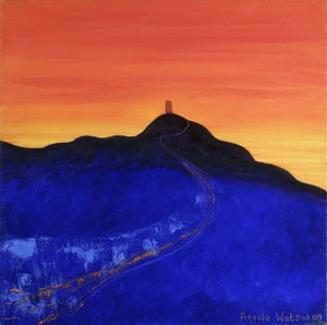 Tor Sunset (unframed)