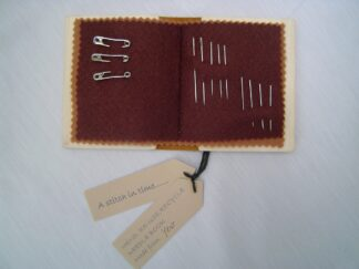 Needle Sewing Book