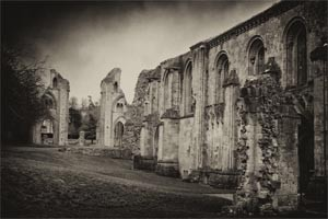 """The Stones Marked with the Turbulence of History - Print 15"""" x 10"""""""