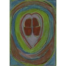 Heart Chakra 2- giclee print