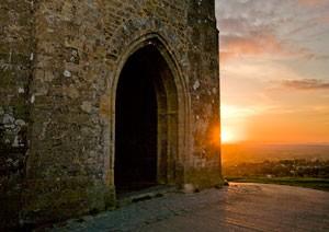 St Michaels Tower - print