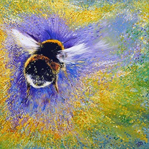 Flight of the Bombus - giclee print from £45