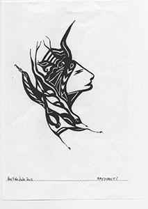 Raynnant - giclee print