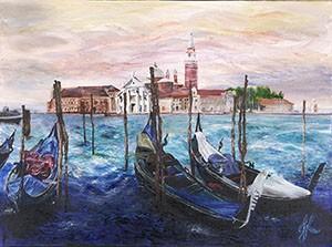 Misty Venice Prints