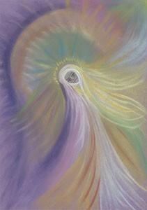 Divine Love - giclee print