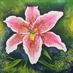 Lily Love - giclee print from £45