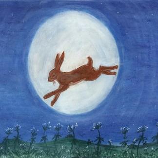Hare - Giclee Print