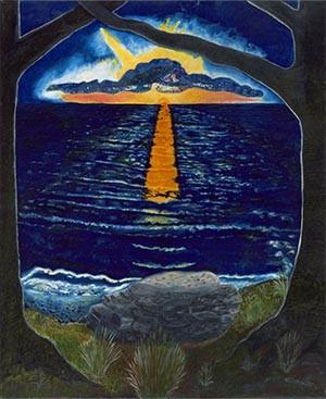 Aquarian Dawn - Print