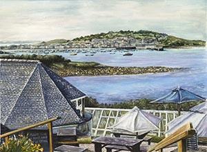 Sea Scape - Giclee Print