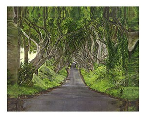 Dark Hedges Prints